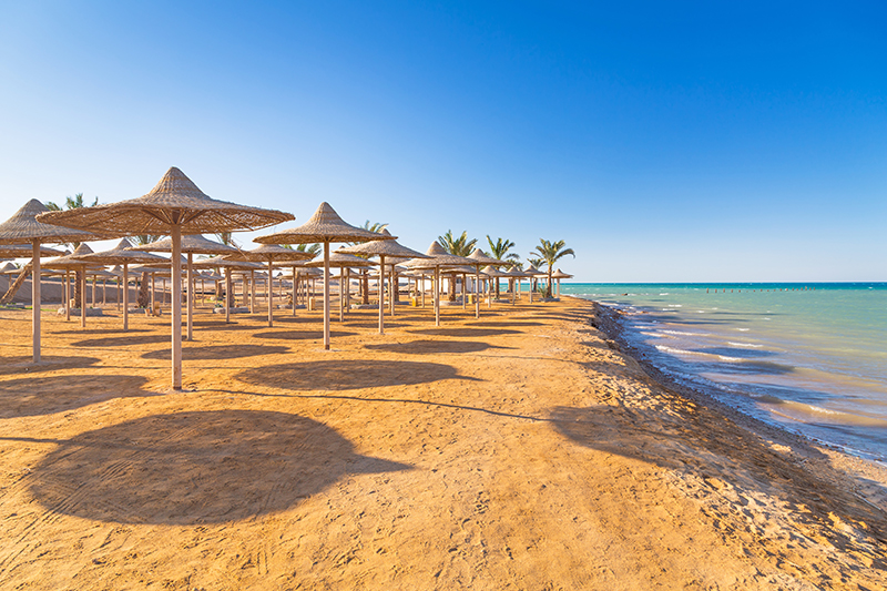 Hurghada is one of the most popular and spectacular holiday destinations on the Red Sea. Whether you're looking for a calm, relaxing beach resort, fine dining, vibrant night life, local cultural activites or adventure trips, Hurghada has it all right on your holiday doorstep!