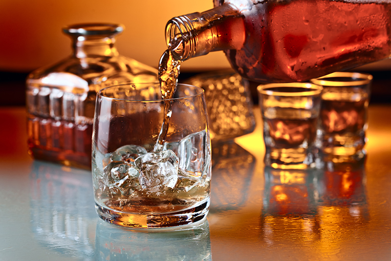 Scotland has been producing this fiery liquid for centuries. The first record of Scotch whisky was written in the Exchequer Rolls of Scotland in 1495.