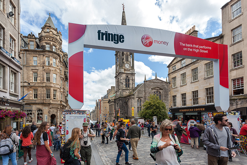 There will be an array of artists from all over the world who will take to the stage all over Edinburgh. Dance, theatre, music, exhibitions and more will be on offer.