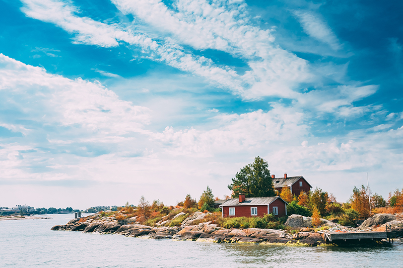 There are as many as 187,888 lakes in Finland and during the summer months the hours you can spend exploring, playing on the shores and enjoying lakeside picnics are, quite literally, endless in the Land of the Midnight Sun.