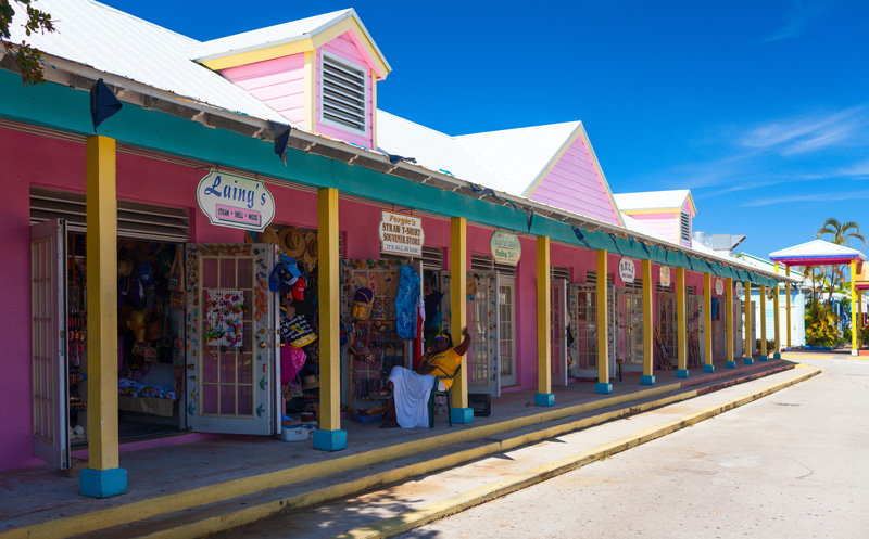 Freeport is the major city on Grand Bahama, an island just off the Florida coast which, though beautiful, has a variety of activities to keeo you occupied on holiday, including some great shopping.