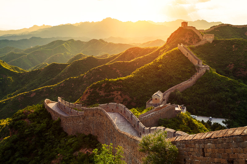 Susan and Brian are looking forward to widening their holiday horizons with a trip to China in 2019. RCI has 183 resorts signed up to its exchange holiday programme in china.