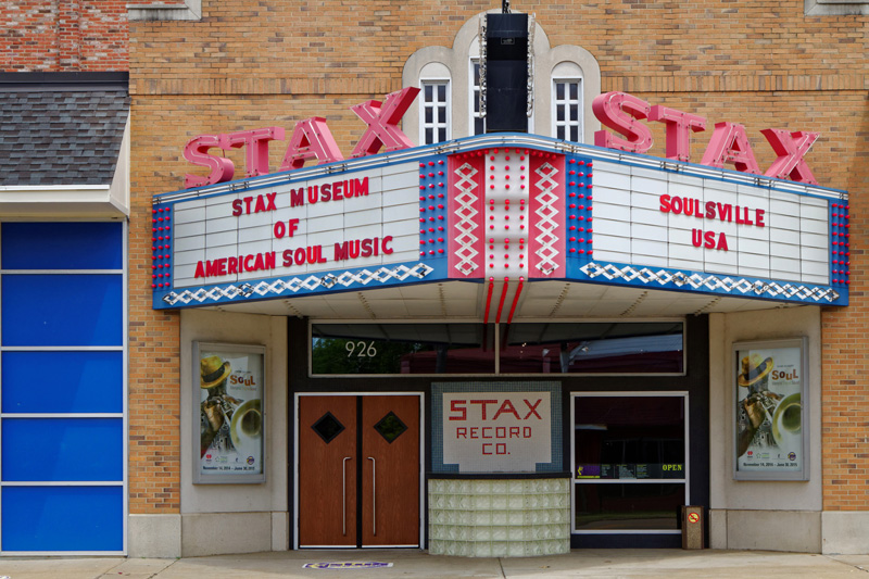 While on your RCI holiday to Memphis, visit Stax Records Studios where legends such as Otis Reading were signed.