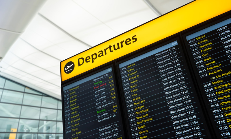 To get the cheapest flights, try and shop around by looking at regional airports rather than the main London ones, and if you are flexible on dates, you can really make the most of getting a good deal.