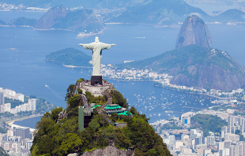 Norwegian has added flights from London Gatwick to Brazil's capital, Rio de Janeiro - which makes for an amazing holiday destination. Think sultry Sambas, lush rainforests and one of the most famous landmarks in the world!