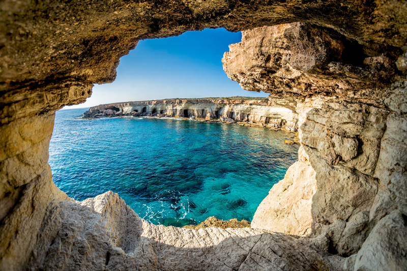 Cyprus has fantastic beaches, brilliant weather and an interesting culture, perfect for an Easter holiday.