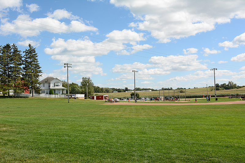 This location is, literally, a 'field of dreams' for some people, as the baseball heaven complex has been turned into a tourist attraction where they offer daily tours of this famous filming location.