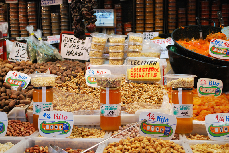 Load up on all the delicious food and spices at the market and try some local recipes while you're on holiday.