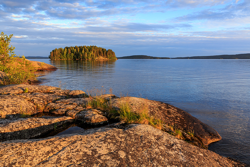 Lake Päijänne is the second largest lake in Finland, so take a boat trip to explore this wonderful area. Evening cruises are available if you fancy a romantic evening out on the moon-lit water.