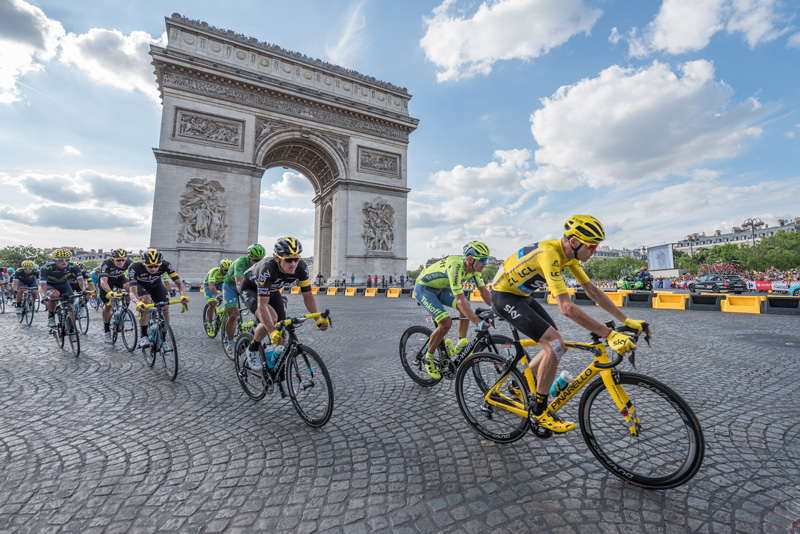 The Tour de France is cycling's biggest event of the year, with the professionals tackling some of France's most challenging routes. This year marks the 105th Tour de France, which began on 7 July.
