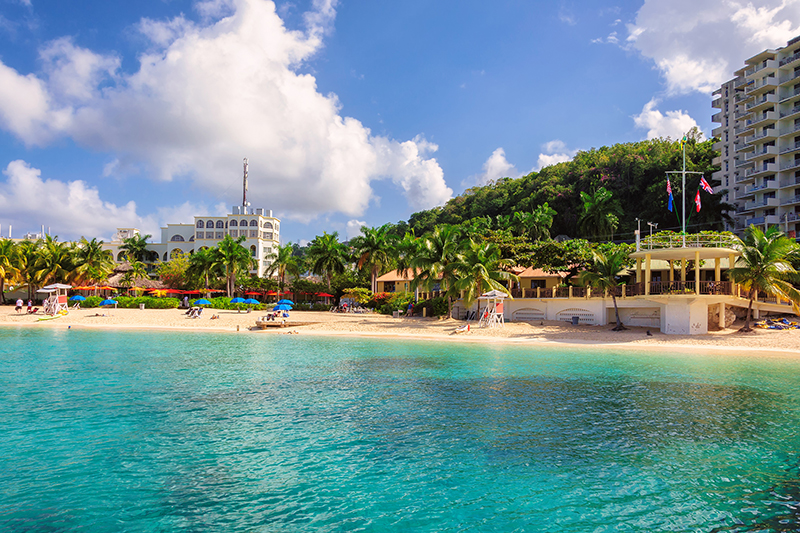 Montego Bay is a dreamy destination for those looking for a blissful beach escape, and yet its beautiful beaches fringe an island that is rich in culture, history and historic architecture, as well as offering its famed Jamaican cuisine for those who want to get a real taste of island life.