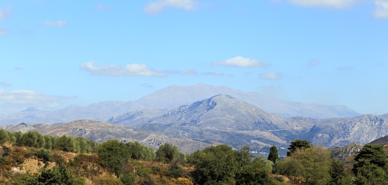Mount Ida - or Psiloritis - is Crete's highest peak. It is a challenging trek to the top, so only attempt it if you are physically fit enough, but if you do, you will be rewarded with incredible views across the island.