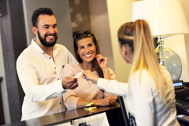 While you're by the pool, checking in at reception, ordering a drink at the bar, these are all ample opportunities for getting to grips with different cultures and dialect.