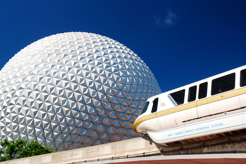 Travel the globe in a day at EPCOT, concluding your trip at 'The End Of The World'