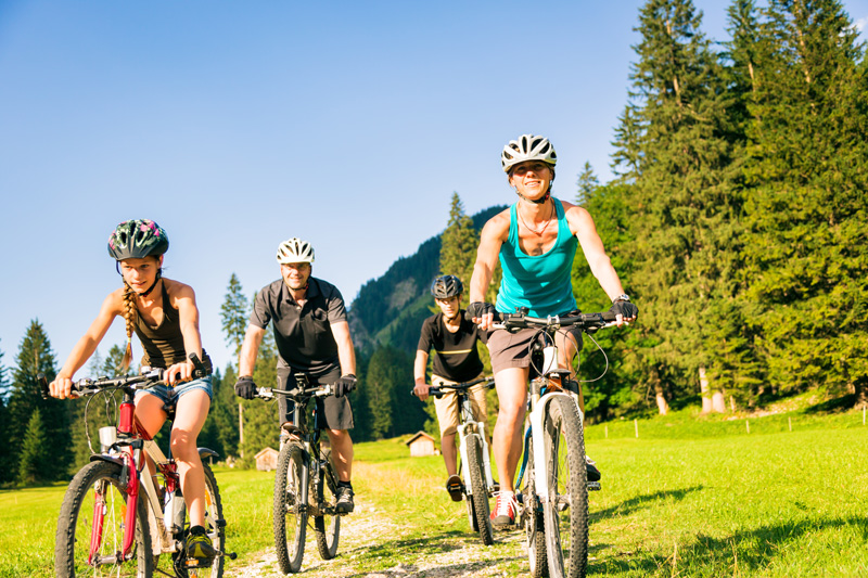 Cycling is a brilliant family activity that you can do all over the world as long as you have a bike, plenty of enthusiasm and maybe a good map! Try one of these amazing destinations for your next holiday and see what it has to offer.