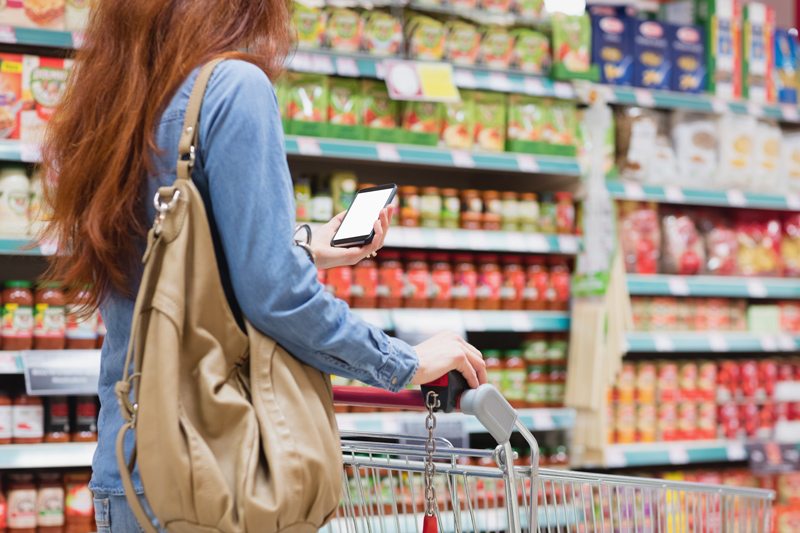 If you're doing a grocery shop, challenge yourself by writing your shopping list all in the new language, and use produce as real life flash cards to recite their names.