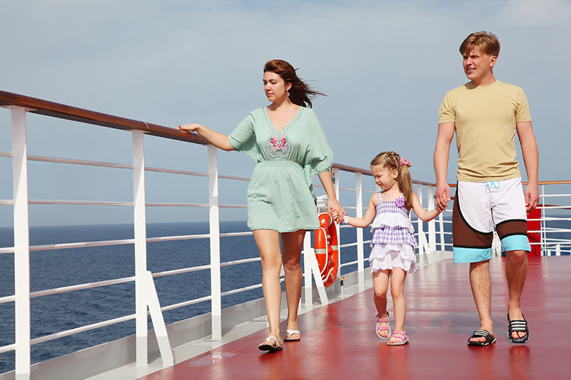 Cruising with the ones you love makes your trip extra-special, and with our extendable rates, it's easier than ever to holiday together.