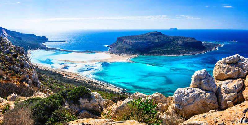 Crete is a fantastic place for a summer holiday, thanks to its sun-drenched shores and beautiful beaches