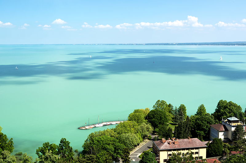 Gemma, husband Tom, and boys, Dylan and Ryan, found all they needed for a fabulous family holiday around the shores of Lake Balaton in Hungary.