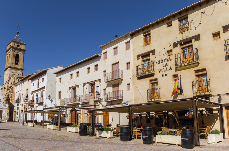 Requena is another region offering fine Spanish wine as well as magnificent architecture.