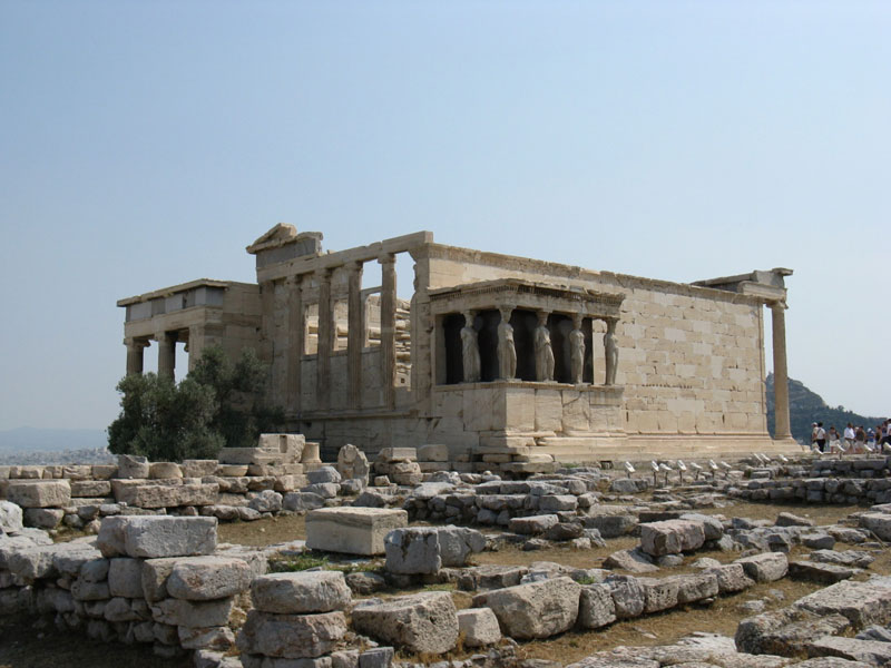 The Temple of Athena Nike is one of several monumental ruins in the Acropolis which it is worth taking time out to explore. You will be, literally, stepping back in time!