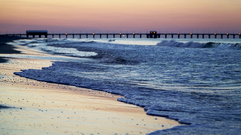 The largely unsung beaches of Alabama's Gulf Coast are often forgotten in favour of Florida's golden sands, but they are some of the best in the US.