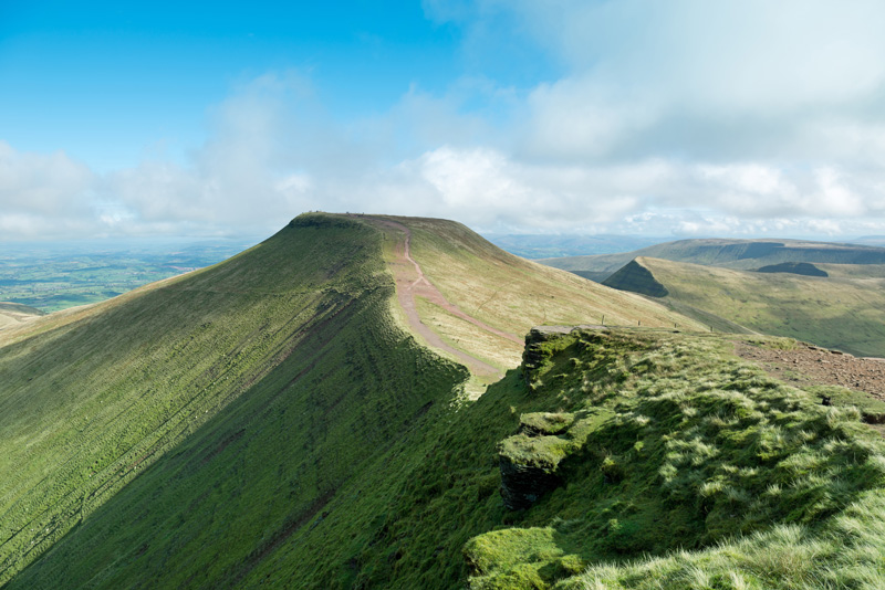 Why not enjoy the beautiful Welsh countryside of the Brecon Beacons while you are at Green Man Festival?