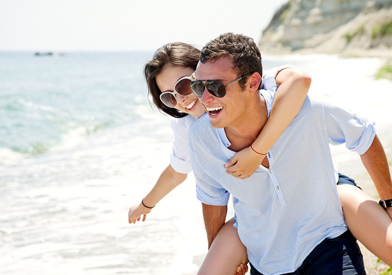 Sunglasses not only look good - they also offer essential protection to your eyes from the rays of the sun and cut out that uncomfortable glare.