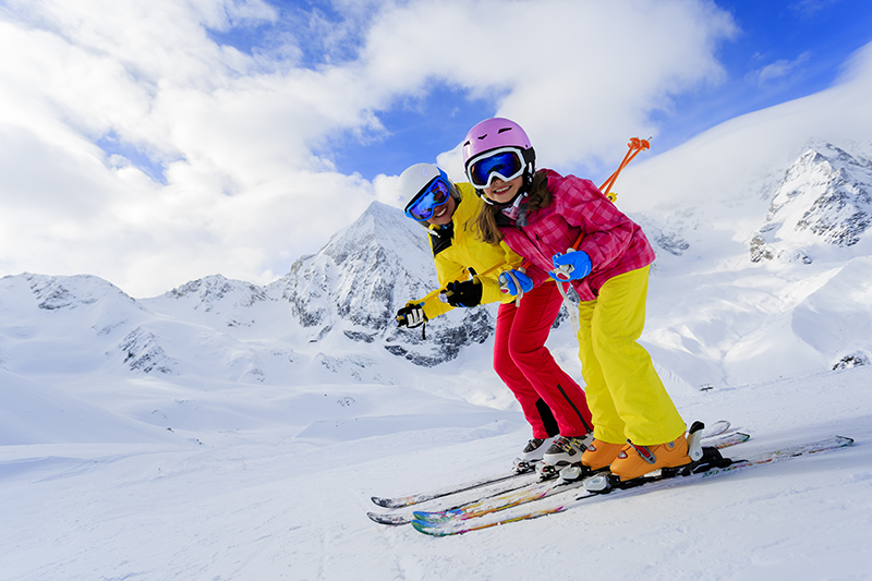 With 4,300 affiliated holiday resorts to choose from, RCI members are spoilt for holiday choice - from sea and surf to snow and ski, they have it all.