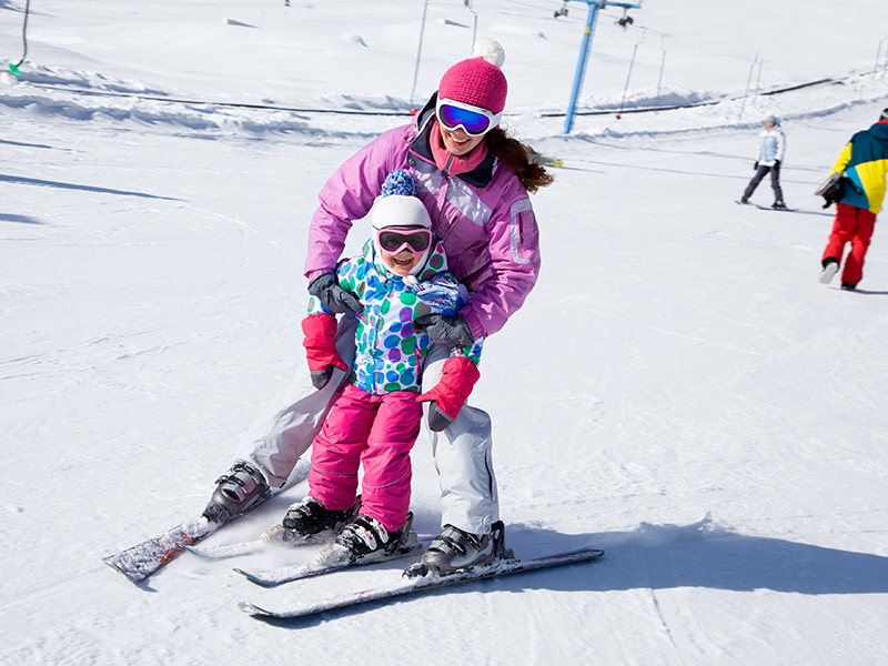 If skiing if your thing, take a look at Bulgaria or Finland as your destination - you will find it less expenisve, while the snow and the fun you will have will be just as good as in the more expensive and popular ski resorts.