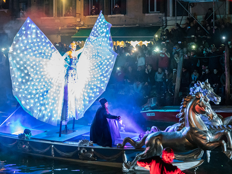 Famed for masks and majestic balls, Venice's annual carnival is elegant and traditional, so you can dress up as a lord and lady and head into the ballroom if that's your scene.